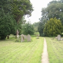 St Bartholomew's Churchyard, Coaley, Gloucestershire