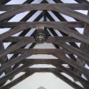 The Roof inside Coaley Parish Church, Gloucestershire