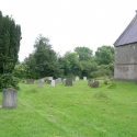 St Oswald's Church and graveyard, Rockhampton