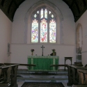 The Chancel, Rockhampton Church, Gloucestershire