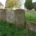 Fryer, Hall, Robinson and Davis Graves at Arlingham