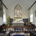 Altar - Arlingham Parish Church
