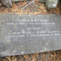Grave of George A.W. Fryer and his wife, Mabel A.J. (nee Lewis)