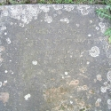 Grave of Richard Fryer (abt 1815-1870) and his wife, Lettice (nee Guy)