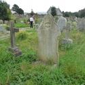 Grave of Alice Hibbitt (nee Ridley)