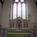 The Altar in Hadstock Parish Church