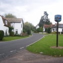 Hadstock village in Essex