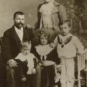 Hibbitt Family,circa 1901