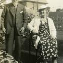 Alfred Charles Newbold Hibbitt & Alice, nee Ridley
