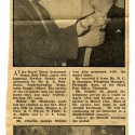 Newspaper Cuttings