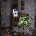 The Pulpit at Claines Church