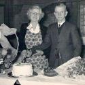 Golden Wedding of James Geake and his wife, Sarah (nee Hellyer)