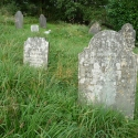 Graves of Elizabeth Smale (nee Horn) & William Smale at Black Torrington