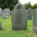 Shebbear, Devon - Graveyard at Lake Methodist Chapel