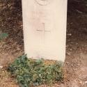 Headstone of Henry James Weaver (1882-1916)
