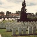 Merville Communal Cemetery Extension