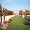 Merville Communal Cemetery Extension, Merville, France