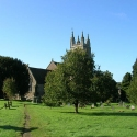 All Saints Church & Churchyard, Newland, Gloucestershire