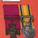 Robert Jones' Victoria Cross & South Africa (1877-79) Medals