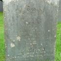 Headstone of Ann Horn (nee Chapman) and her 2 daughters, Ann & Mary